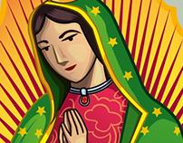 Virgen de Guadalupe 2015