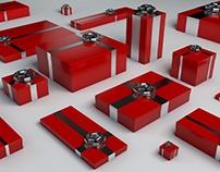 GiftBox c4dPreset