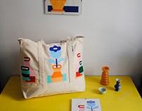 Custom bag for Ace & Tate