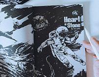 Heart of Stone. Interior Art