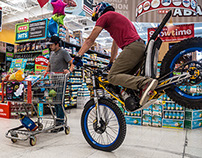 RED BULL: Diego Ordoñez Grocery Shopping