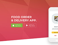 UI/UX | App Design | Food Delivery