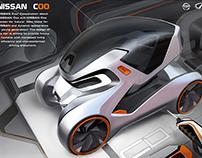 2016 Nissan Design Center & CAFA Nissan Coo Concept