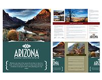 Graphic Design - Gatefold Brochure