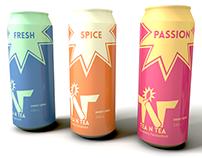 Tea N Tea Packaging