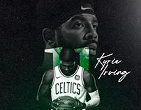 NBA - BOSTON CELTICS - KYRIE YRVING