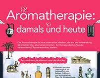 Aromatherapie: damals und heute