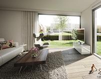 Modern Interior | 3D