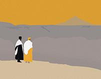 Minimal Ethiopian Illustration Vol.1