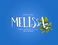 MELISSA Typeface