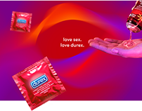 Durex E-commerce Website