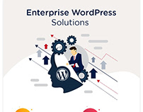 Infographic: WordPress & the Rise in Enterprise World