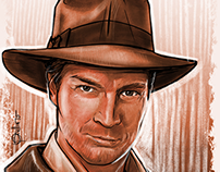 Indiana Jones: Nathon Fillion