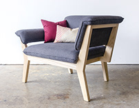Idle Lounge Chair