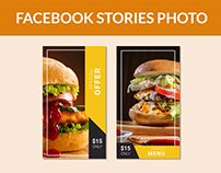 Facebook Stories Photo Design