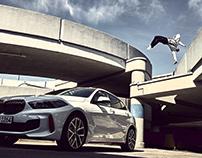 BMW 128 TI with Jason Paul