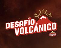 Cerveza Arequipeña - Desafío Volcánico