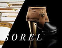 Sorel Boots Interactive Inspiration