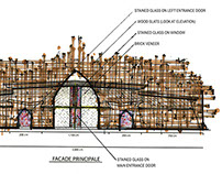 Hope for Kasai : Church Facade Design Challenge