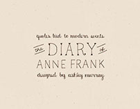 Ode to Anne Frank