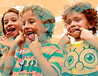 Dia das Crianças 2014 - Campanha de Moda