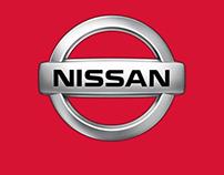Nissan leaf Ad Concept