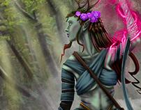 Enchantress of the Feywild