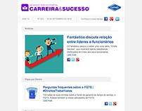 Newsletter Carreira & Sucesso | Catho