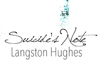 """Suicide's Note"" by Langston Hughes (Video)"