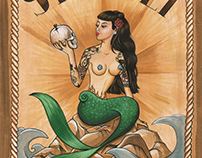 St. Pauli Mermaid