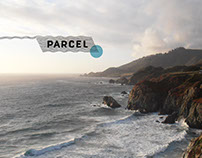 Parcel Cocktails Brand and Identity