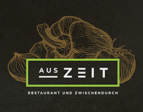 Corporate Design – Auszeit