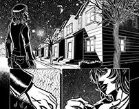 Commission: Scraps Comic