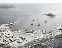Seaweed Pavilion for Yeosu Expo 2012