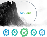 ASCEND - Keynote Presentation Templates