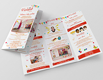 WePlayLab Fun & Care Leaflet
