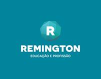 Remington - Branding