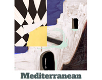 Mediterranean // MixedMediaSketch