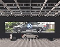 Volkswagen - Visualización de evento lanzamiento Virtus