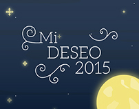 #MiDeseo2015