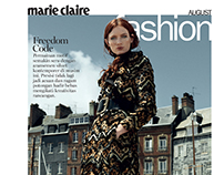 Marie Claire - August 16