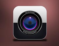 Camera Lens-Custom graphics