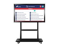 UI design for Multi-touching screen