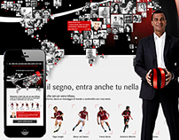 AC Milan FC //. WebSite&App