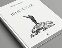 Diseño y edición de Julio César de Shakespeare