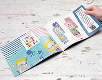 Baby Star Primavera 2017 - Diseño textil y catálogo