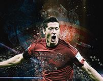 Robert Lewandosky illustration