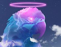 Poster 004 - Thunder Bird