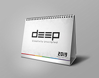 2019 Disk Calendar