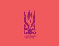 Austin Orchid Exchange Brand Identity